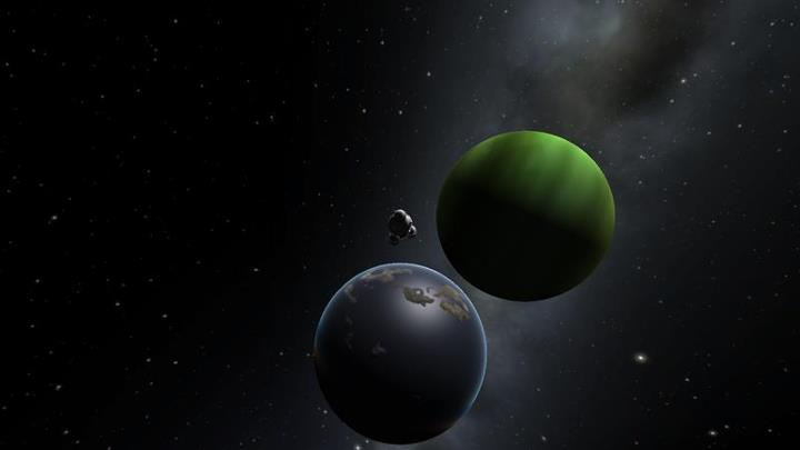 Kerbal Space Program Scale of Planets - Pics about space