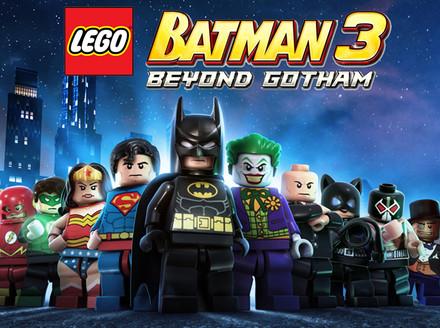 Lego Batman 3 Header